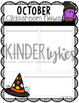 Editable October Classroom Newsletter