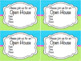 Editable Welcome Back to School Night/Open House/Meet The Teacher Invitations