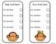Editable Organization Checklists: Monkeys