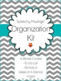Editable Organization Kit Freebie: To-Do List, Schedule, B