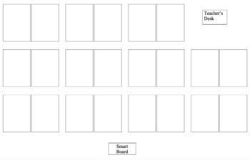 editable seating chart editable seating chart