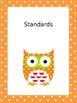 Editable Owl Teacher Binder Covers