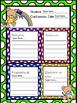 Editable Parent Conference Bear Form Set