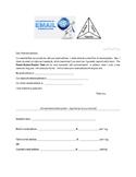 Editable Parent Email Request