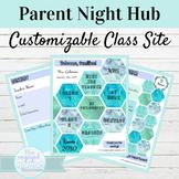Editable Parent Night Hub