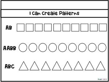 Editable Patterns Mat {{Freebie}}