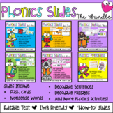 Editable Phonics PowerPoint Slides - The Bundle!