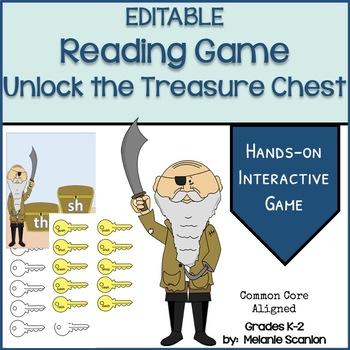 Editable Pirate Digraph Game