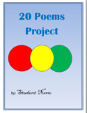 Editable Poetry Project (Free for a limited time)