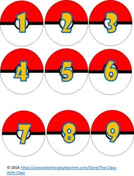 Editable Pokemon Pack