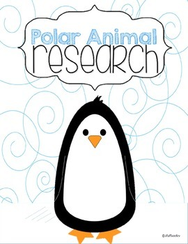 Editable Polar Animal Research