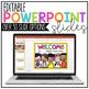 Editable Powerpoint - Open House, Curriculum Night, Meet the Teacher