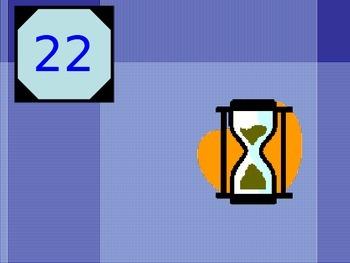 Editable Powerpoint Timer