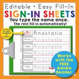 Preschool & Kindergarten Morning Work Name Writing Practic
