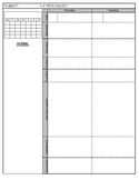 Editable Printable Lesson Planning Pages