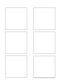 Editable Printable Sticky Note Post It Note Template
