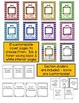 Student Portfolio Editable & Printable {PowerPoint} Presch