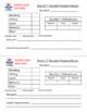 Editable Quarterly Progress Report template