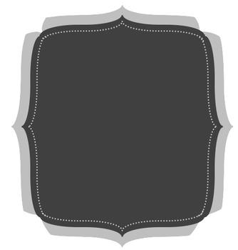 Editable Quatrefoil Chalkboard Labels {FREEBIE!!}