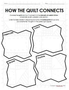 Editable Quilt 4 Square