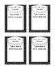 Editable Quiz-Quiz-Trade Cards
