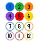 Editable Rainbow Classroom Labels