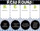 Editable Reading Group Rotation Board PowerPoint