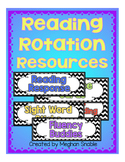 Editable Reading Rotation Resources