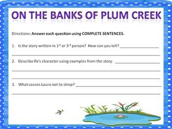 Reading Street Comprehension Questions Unit 1 Grade 4 (Editable)