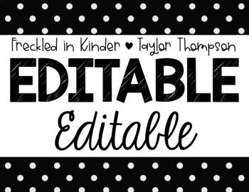 Editable Recollections Photo & Craft Keeper Labels