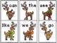 Editable Reindeer Read the Room Center