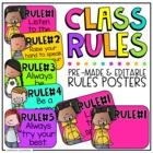 Editable Rules {Melonheadz Brights Edition}