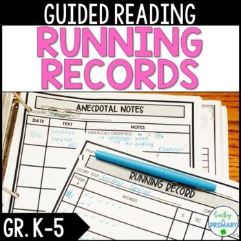 Editable Running Records