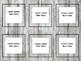 Editable Rustic Classroom Labels