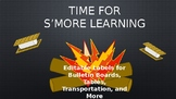 Editable S'more Learning Updated