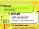 Editable SCHOOL Owl Morning Work GOOGLE SLIDES Templates