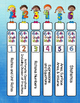 Editable SIXTH Grade Math Engage New York Binder Covers - Watercolor