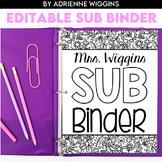 Editable SUB Binder!