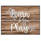 Editable School Counselor Label Pack- Shiplap Wood