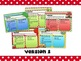 Editable School Themed Morning Independent Seat Work Power