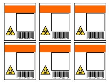 Editable Science Badges