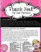 Editable Science Fair Parent Letter