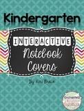 Editable Science Notebook Covers - Freebie