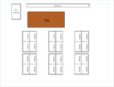 FREE Editable Seating Chart