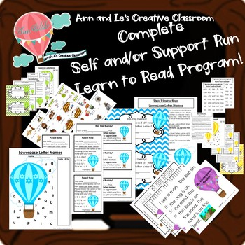 Year-Long Self and/or Support-Run Differentiated Reading Program