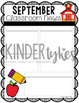 Editable September Classroom Newsletter