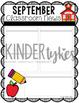 Editable September Classroom Newsletter