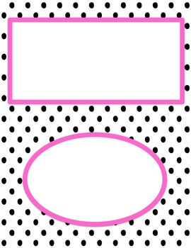 Editable Classroom Organization Binder Covers, Letters and MORE