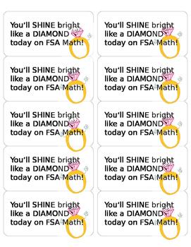 Editable Shine like a Diamond