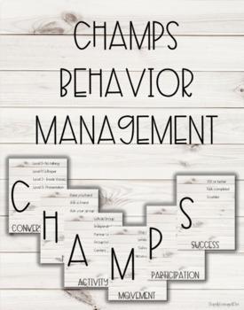Editable Shiplap CHAMPS Posters